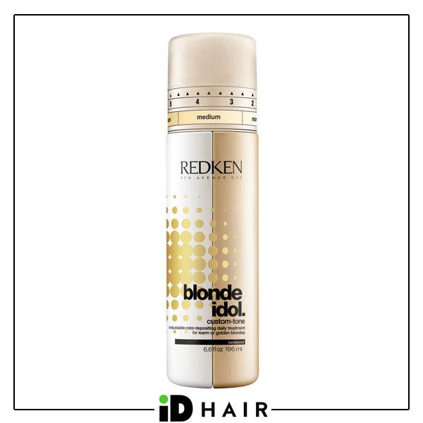 Redken Blonde Idol Custom Tone Gold 196ml
