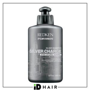 Redken For Men - Silver Charge Shampoo 300ml
