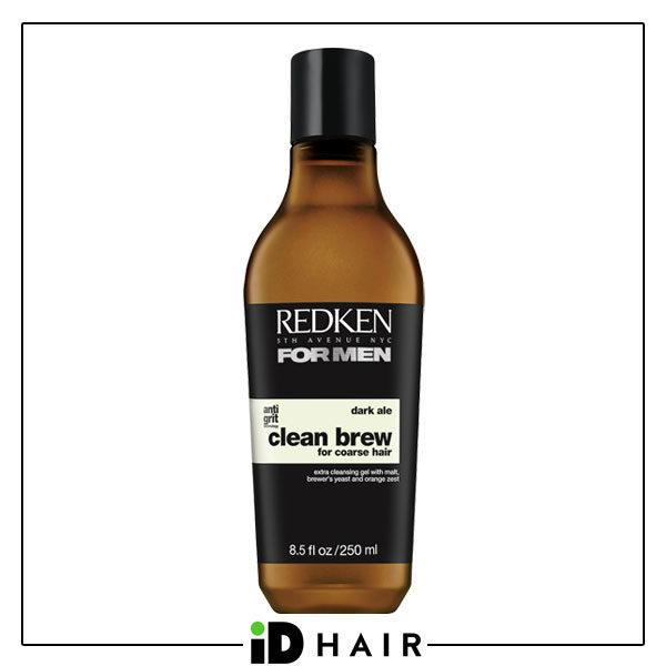 Redken For Men - Clean Brew Dark Ale Shampoo 250ml