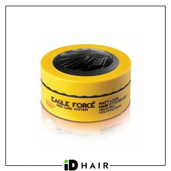 Eagle Force Hair Styling Wax Matt Look 150 ml
