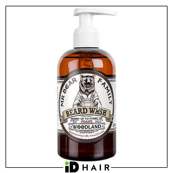 Beard Wash – Woodland